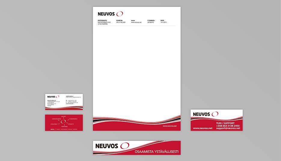 neuvos stationery
