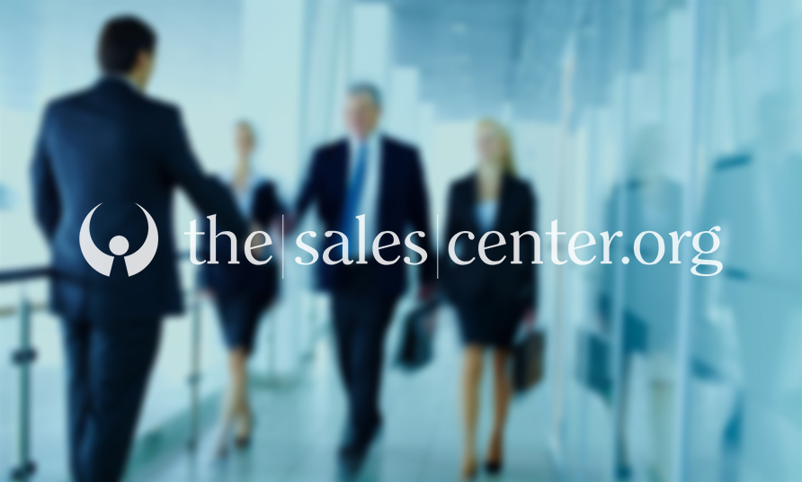 the sales center