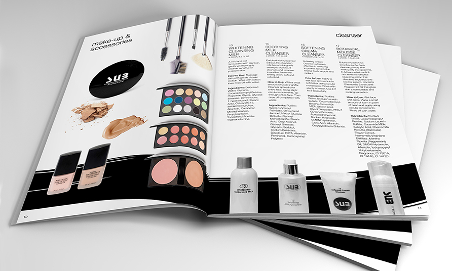 sub beauty catalogue