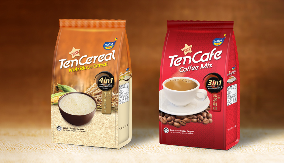 tencereal & tencafe