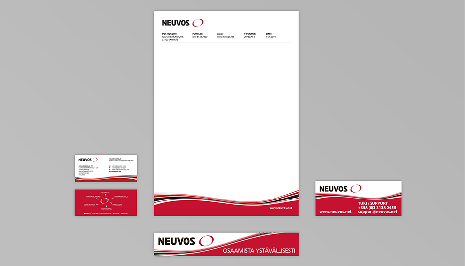 neuvos stationery